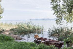 Prien am Chiemsee: Tipps für den Familienurlaub in Bayern vom MrsBerry Familien-Reiseblog | Besuch der Herreninsel und Schloss Herrenchiemsee.