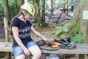 Prien am Chiemsee: Tipps für den Familienurlaub in Bayern vom MrsBerry Familien-Reiseblog | Kletterwald Prien - ein Abenteuer für Groß und Klein