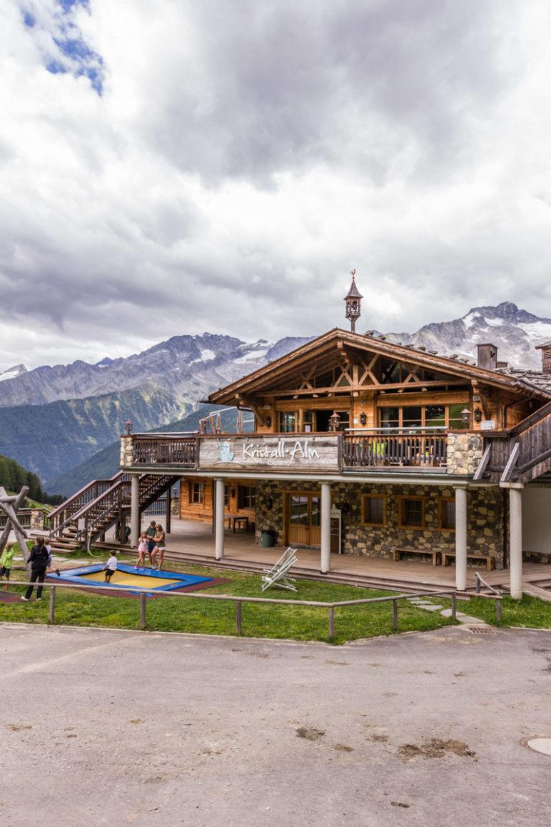 Familienwanderungen im Ahrntal in Südtirol - Klausberg Family Park und Alpine Coaster | MrsBerry Familienreiseblog