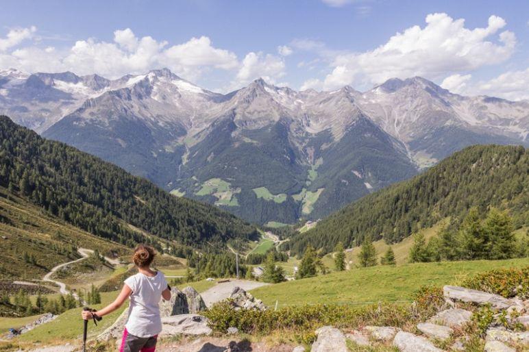 Familienwanderungen im Ahrntal in Südtirol - Klausberg mit Wanderung zum Klaussee | MrsBerry Familienreiseblog