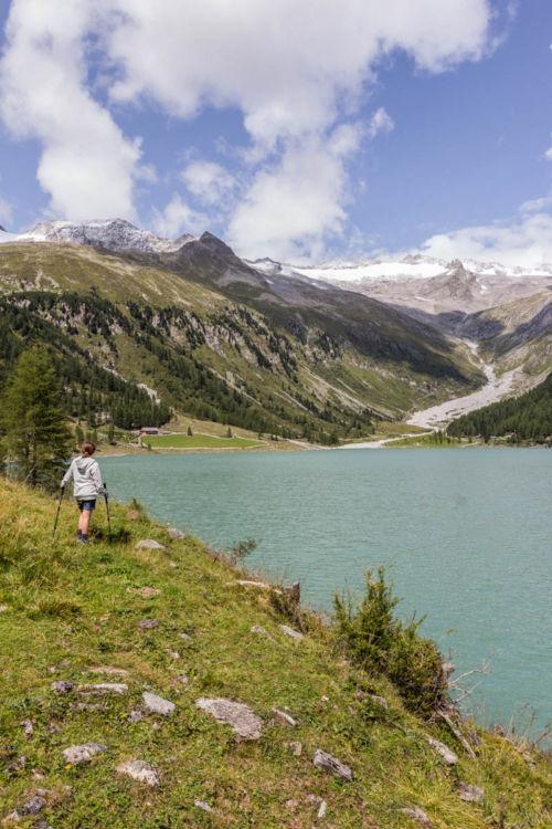 Familienwanderungen im Ahrntal in Südtirol