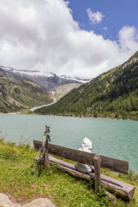 Familienwanderungen im Ahrntal in Südtirol - Neves-Stausee mit Neves Alm und Almkäserei | MrsBerry Familienreiseblog
