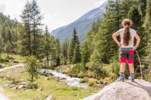 Familienwanderungen im Ahrntal in Südtirol - Wanderung zur Knuttenalm | MrsBerry Familienreiseblog