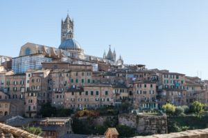 Toskana Urlaub in den Hügeln des Chianti Classico und die schönsten Ausflugsziele im Chianti Gebiet - Tagesausflug nach Siena