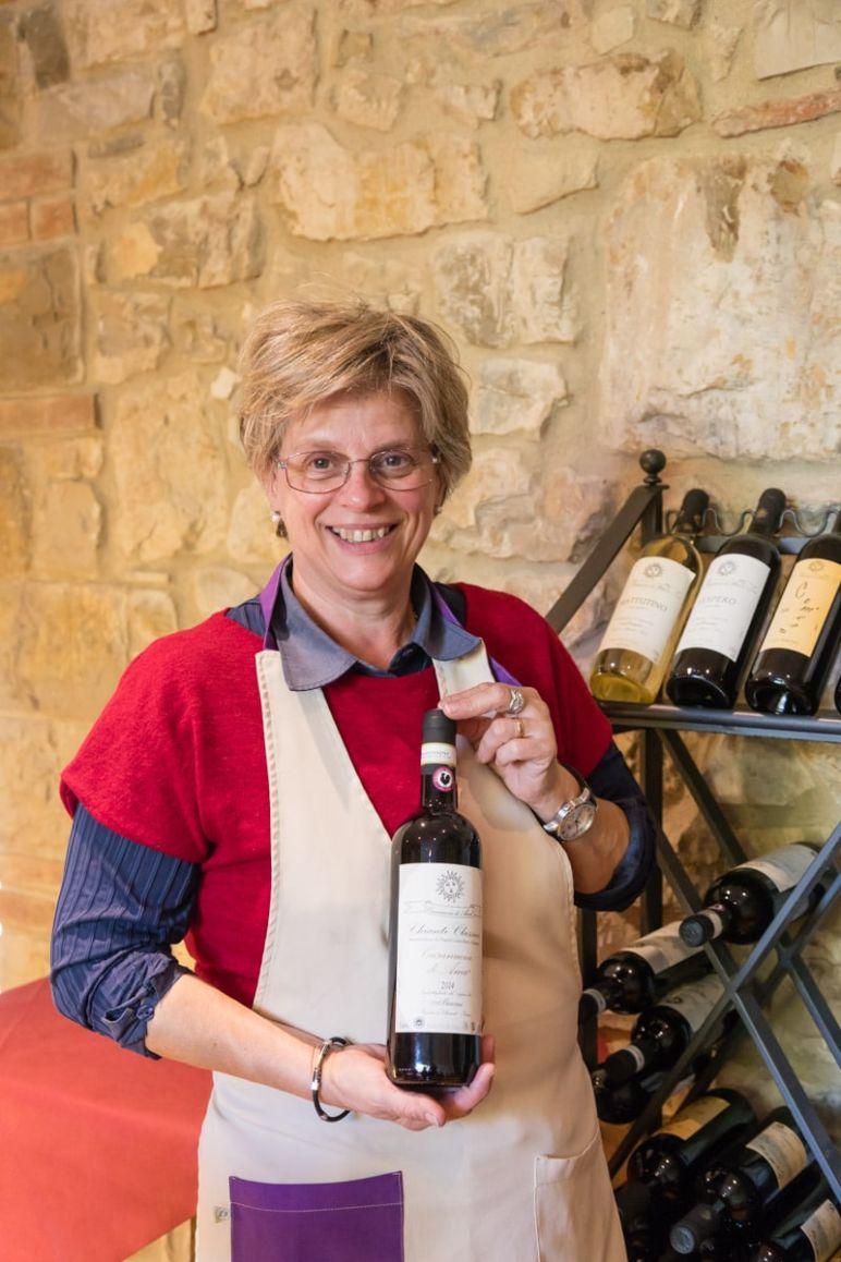 Toskana Urlaub in den Hügeln des Chianti Classico und die schönsten Ausflugsziele im Chianti Gebiet - Weinprobe im Castello di Ama