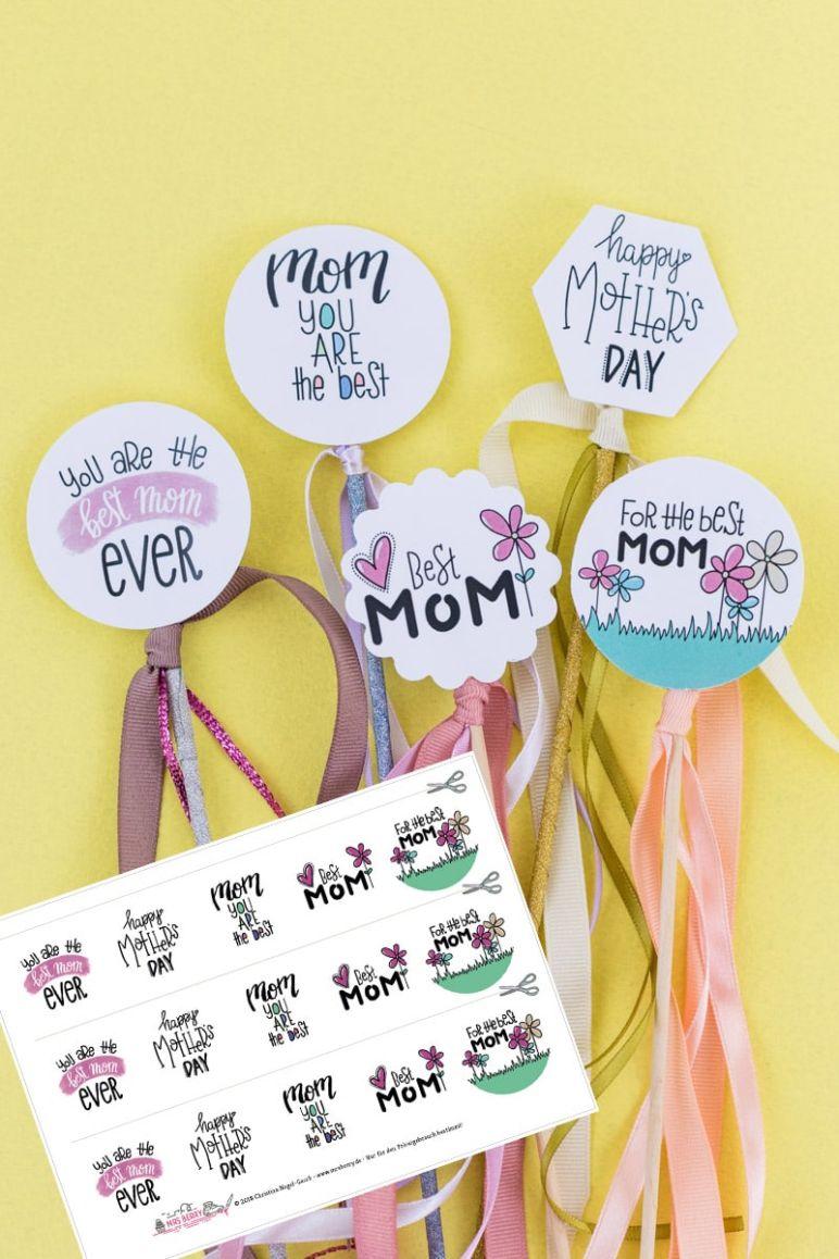 Geschenke Topper Muttertag Ohne Rand Mrsberry Familien Reiseblog