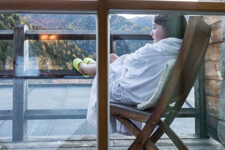 Naturhotel Lüsnerhof - Wellness und Wandern in Südtirol | Wellness und Entspannung auch für Kinder