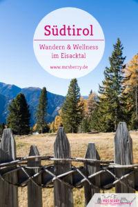 Naturhotel Lüsnerhof - Wellness und Wandern in Südtirol | Wandern mit Kind und Hund von Lüsen zur Kreuzwiesenalm