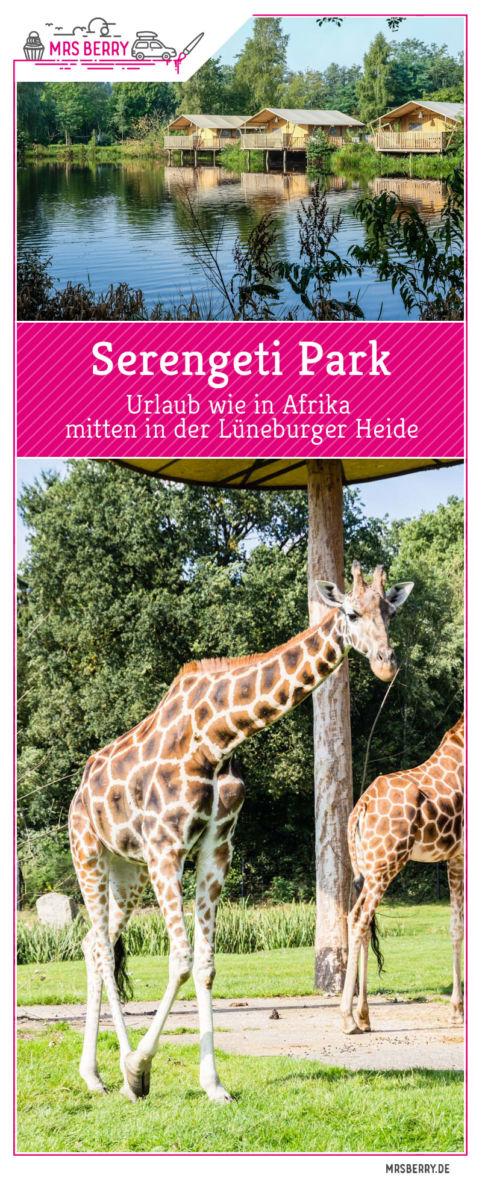 Safari in Niedersachen - Ein Wochenende als Familie im Serengeti Park Hodenhagen in der Lüneburger Heide