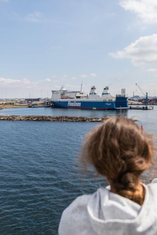 Skandinavien Roadtrip: Finnlines Fähre von Deutschland nach Schweden