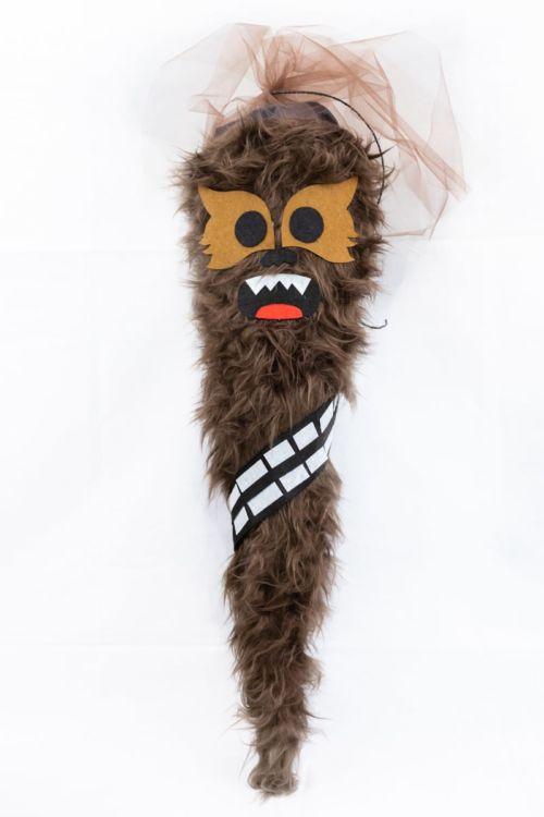 STAR WARS Schultüte basteln Chewbacca