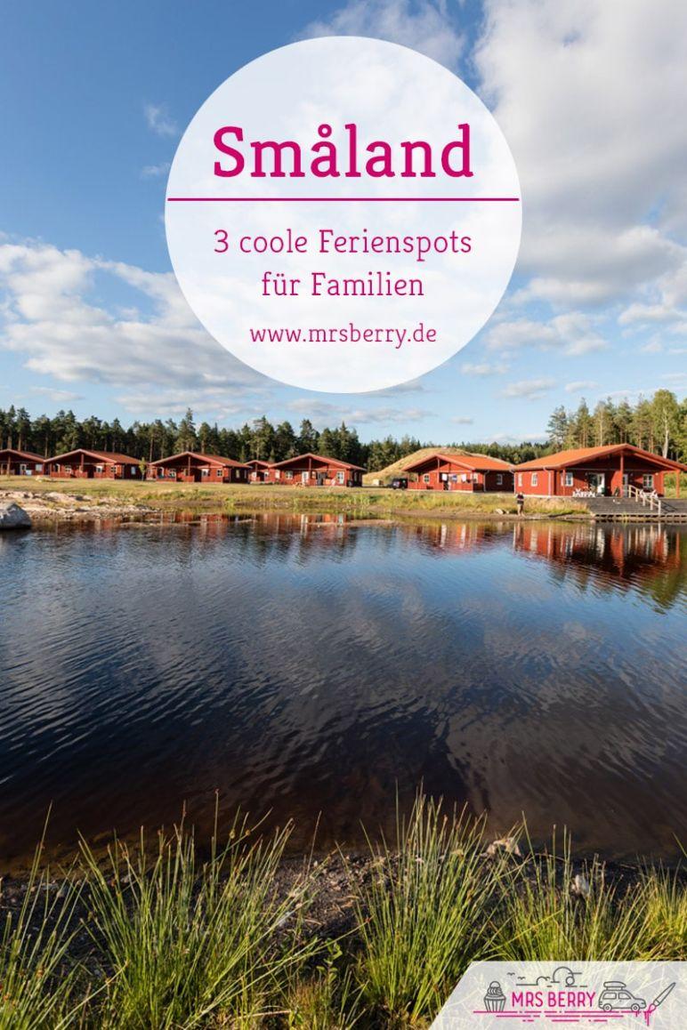 Skandinavien Roadtrip: 3 coole Familienspots in Småland, Schweden