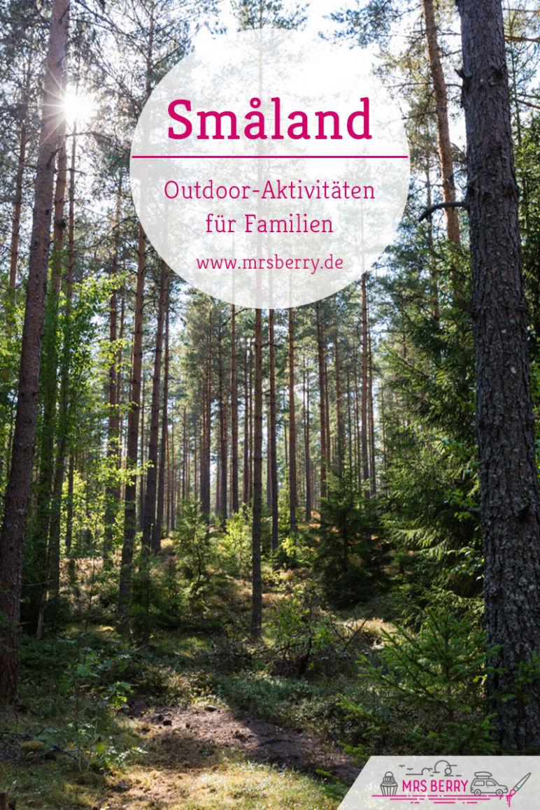 Skandinavien Roadtrip: 3 coole Familienspots und Outdoor-Aktivitäten in Småland, Schweden