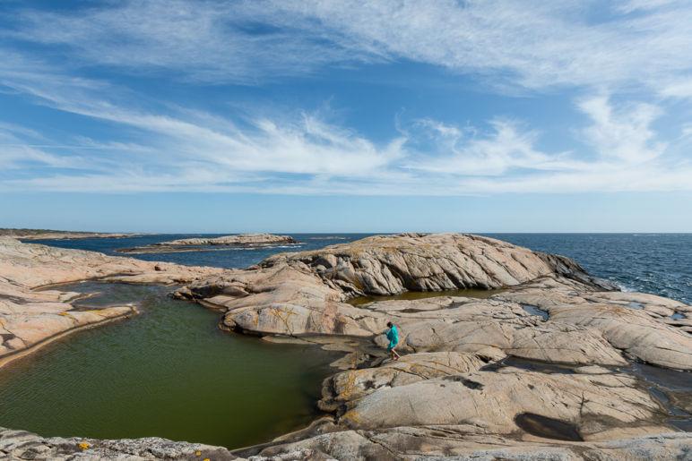 Südnorwegen: Tipps für den Familienurlaub an der Südküste Norwegens - atemberaubende Natur, tolle Wanderungen, einsame Inseln und viel Zeit als Familie. | Ausflug zu den Gletschermühlen in Sild.