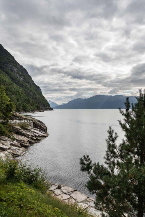 Skandinavien Roadtrip: von Norwegen nach Deutschland + Fährverbindung