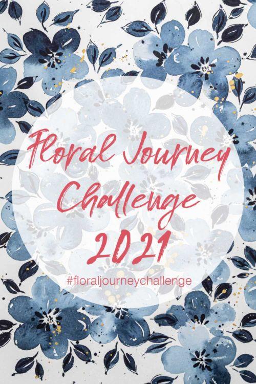 Floral Journey Challenge auf Instagram