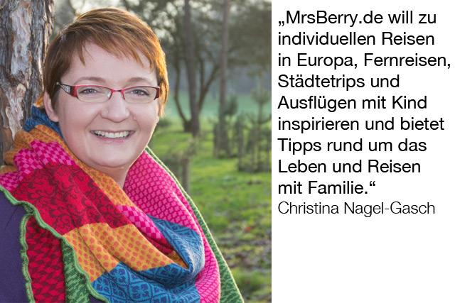 MrsBerry.de der Familienblog und Reiseblog von Christina Nagel-Gasch